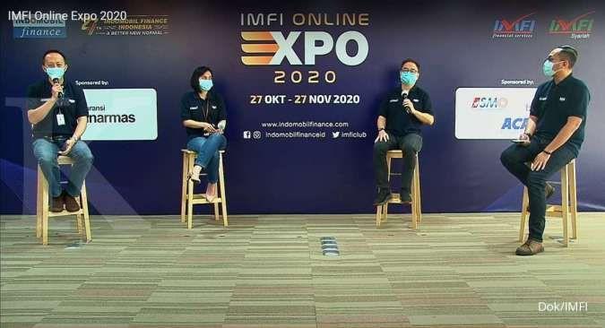 Virtual Expo Jadi focus Multifinance untuk Pacu Pembiyaan di Tengah Pandemi