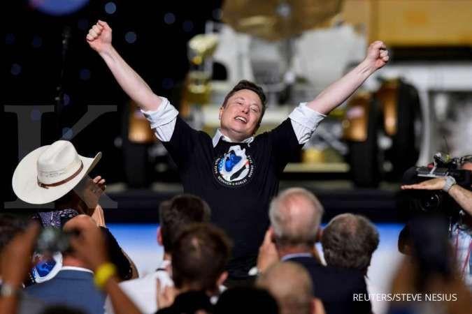 Salip Mark Zuckerberg, ELon Musk Terkaya ke-4 Dunia. Siapa Dia