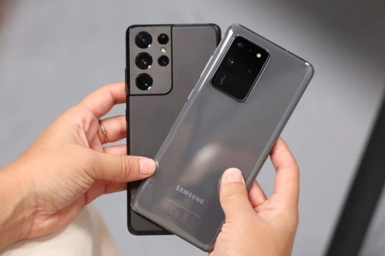 Samsung Galaxy S21 Ultra dan S20 Ultra, Apa Saja sih Bedanya?