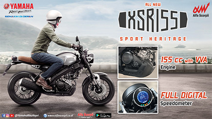 Yamaha Sport Heritage