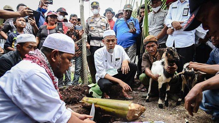 Tradisi Semah Kampung Masih Lestari hingga Kini di Dumai, Bagaimana Prosesinya....