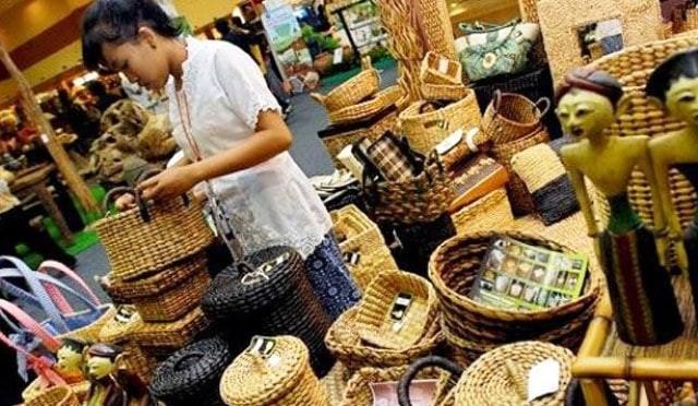 66 Persen Tenaga Kerja Diserap IKM: BUMN dan Pemda Pasar Bagus bagi Industri Kecil