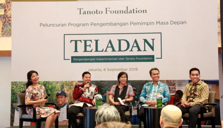"""Beasiswa Tanoto Foundation """"TELADAN"""" Diberikan bagi Mahasiswa S1, Yuk Daftar"""