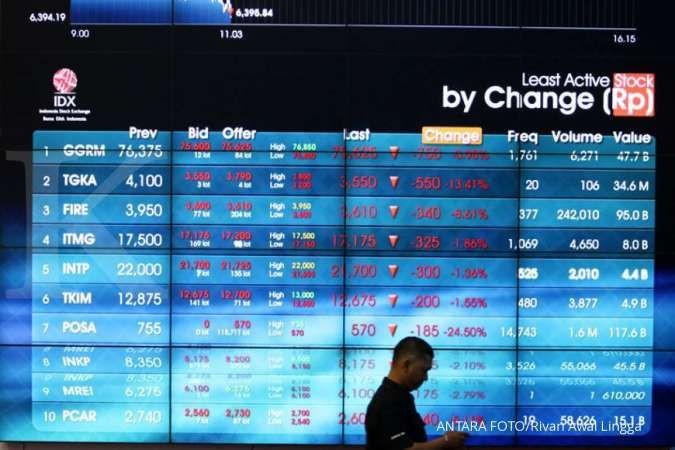 Cek Bursa IHSG Hari Ini Senin (6/9) Prediksi dan Rekomendasi Saham Pilihan