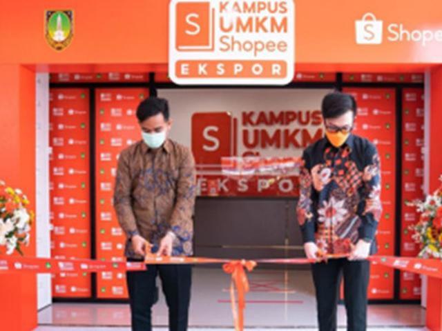 UMKM Harus Go Internasional; Kampus UMKM Shopee Ekspor Suguhkan Pelatihan dan Fasilitas Canggih