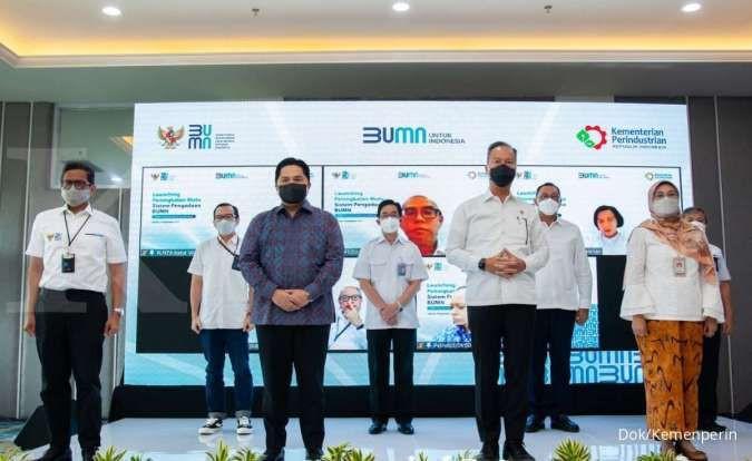Kementerian Perindustrian Fasilitasi TKDN Bagi Industri Kecil Binaan BUMN
