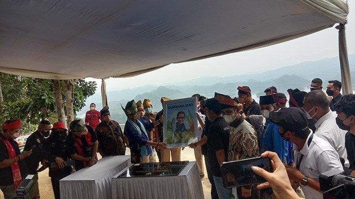 Sandiaga Uno Bikin Sayembara Nama Baru Wisata Waduk Koto Panjang, Sempat Deadlock saat Cari yang Cocok